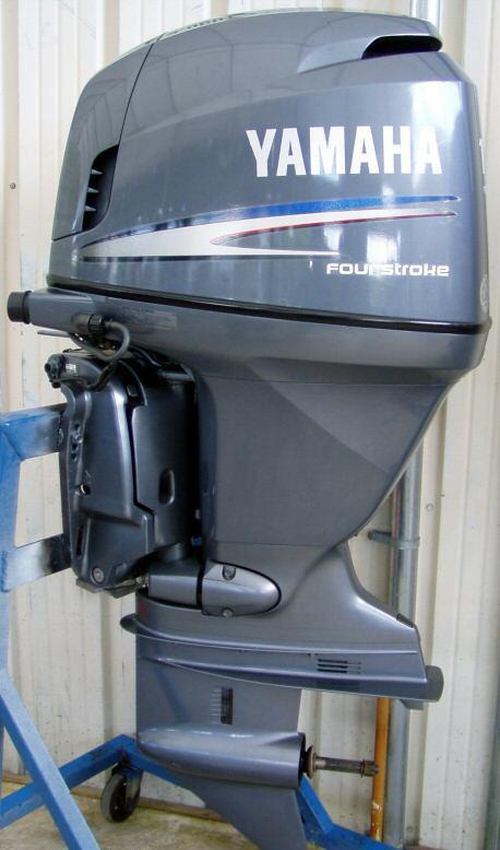 Ev Boates 2000 Yamaha 115 Hp