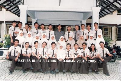 Warga Exocet '05