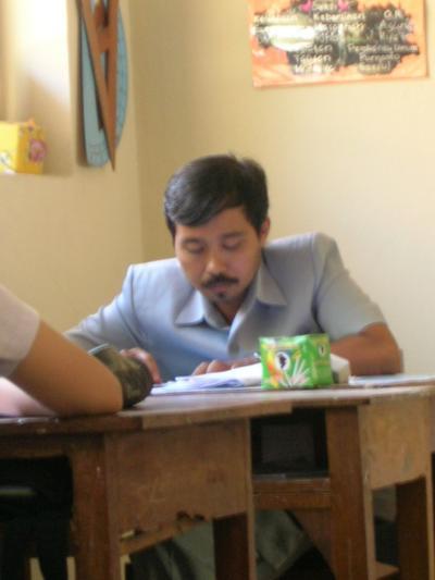 Mr. Wahyu