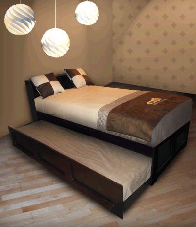 Fabricadesalas camas for Cama canguro matrimonial