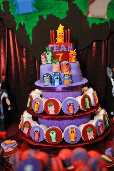 Fantasy Cakes Pasteles Y Cupcakes Personalizados Bajoterra