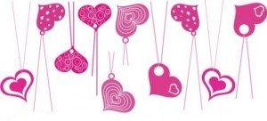 Fantasy deco vinilos decorativos almacenes y locales for Decoracion amor y amistad oficina