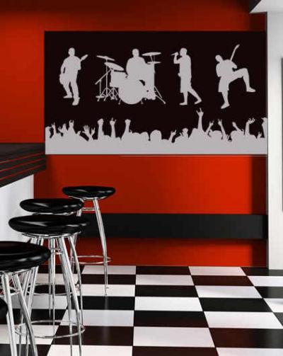 Fantasy deco vinilos decorativos bares y tabernas for Vinilos para bares
