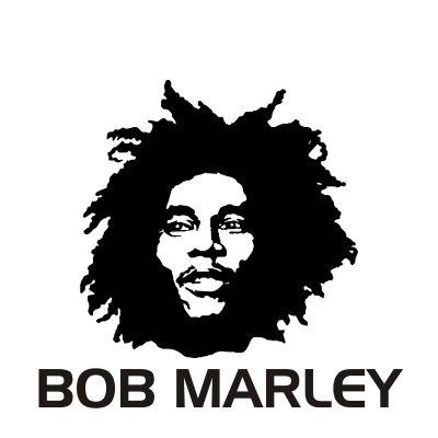 Fantasy deco vinilos decorativos bob marley - Vinilo bob marley ...