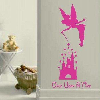 Fantasy deco vinilos decorativos hadas for Vinilos para nenas
