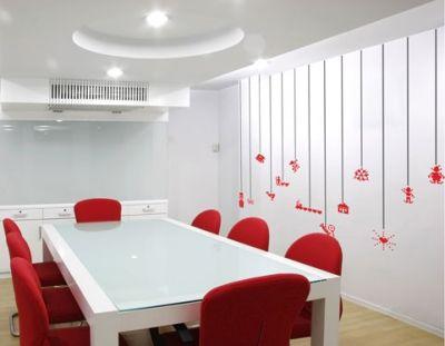 Fantasy deco vinilos decorativos oficinas for Vinilos decorativos oficina