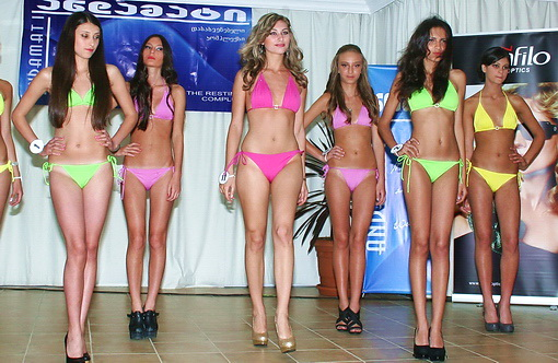 Junior miss bikini