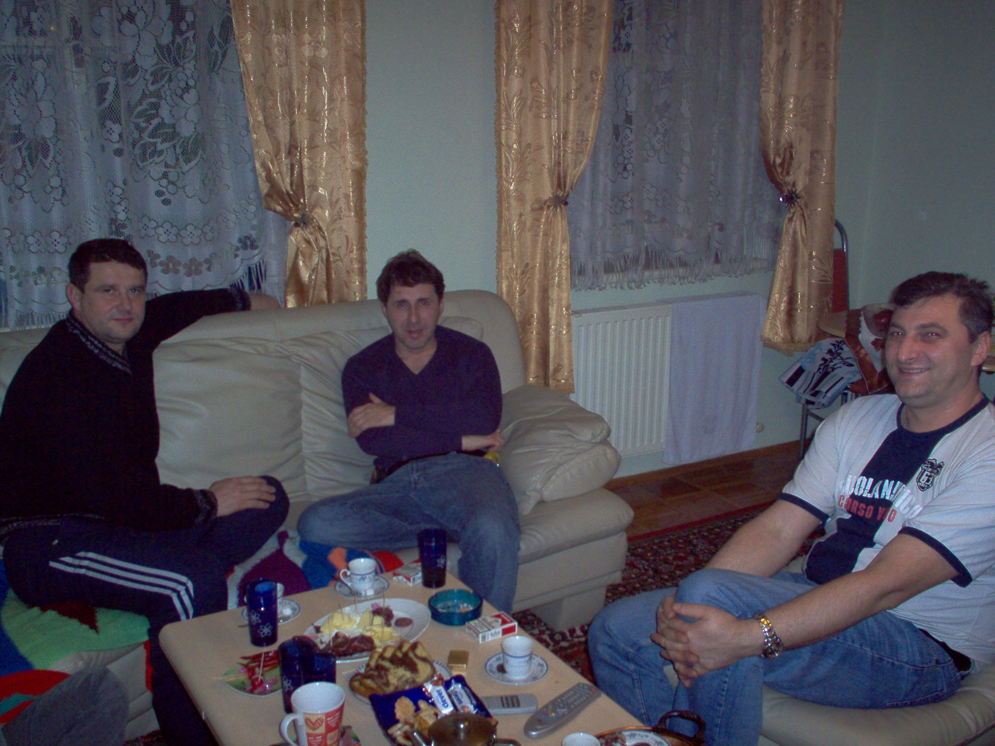 Nihad,Dzevo i KIko