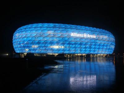 Willkommen auf der FC Bayern Fanseite! - Allianz Arena