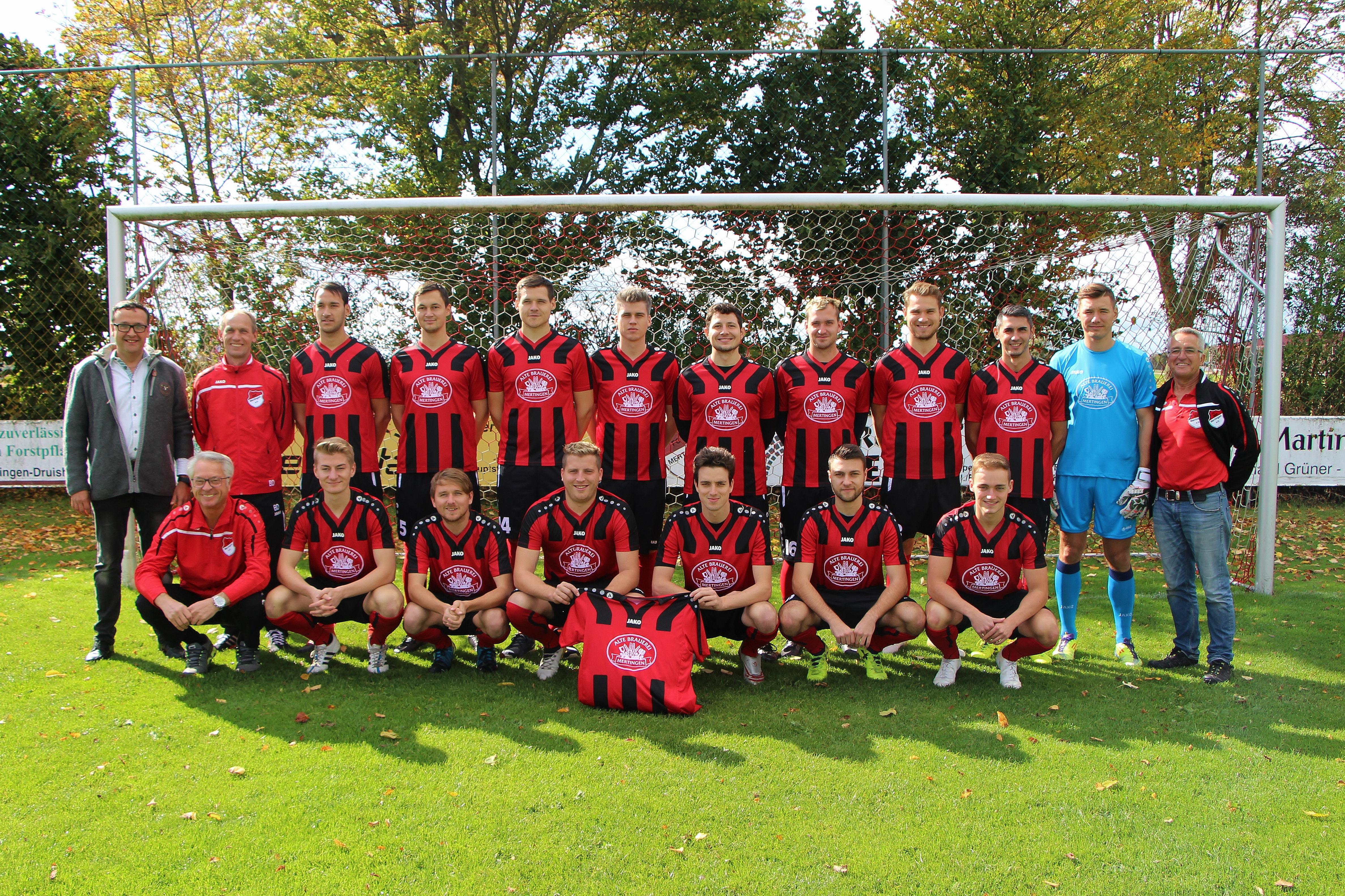Trikots FC Mertingen