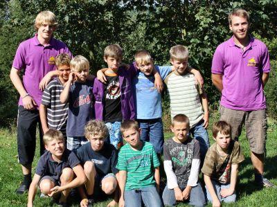 Ferienlager Ottmarsbocholt - Gruppen 2011