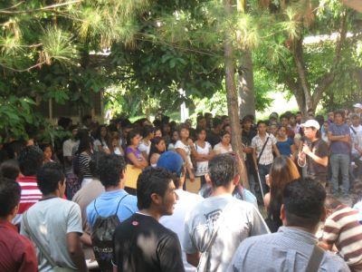 Universidad de El Salvador, fes nuevo ingreso 2010