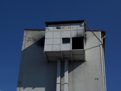 Der Brandausbruch war im 4. Obergeschoss.