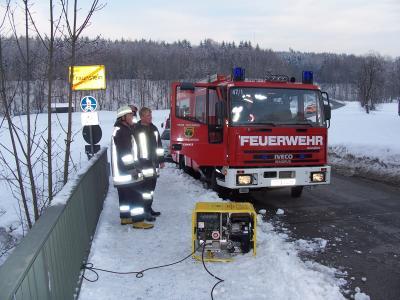 Die Feuerwehr Kammer war mit rund 40 Einsatzkräften an der Brandstelle