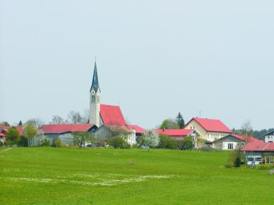 Ortskern der ehemaligen Gemeinde Kammer