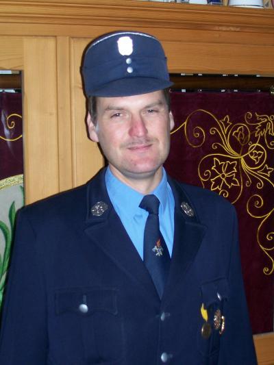 2. Kommandant Albert Rieder