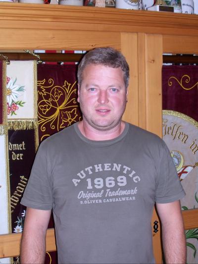 1. Kassier Herbert Wimmer