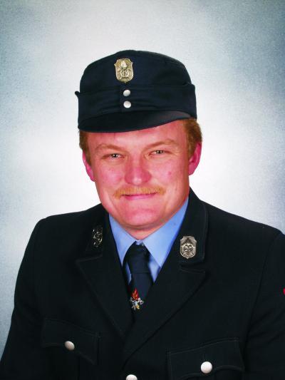 2. Vorstand Hubert Wimmer