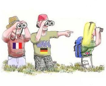 İngiliz Alman Fransız Fıkraları