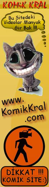 Komik Kral