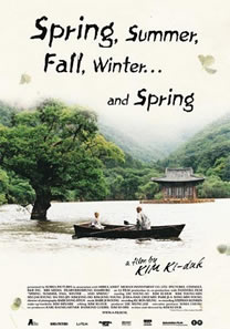 Spring,Summer,Fall,Winter and Spring