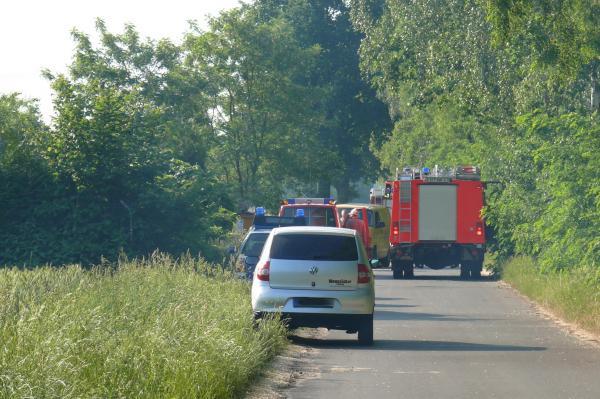 Feuerwehr K335 Damkrug