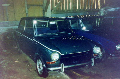 oldtimer auto daf 44 BJ67
