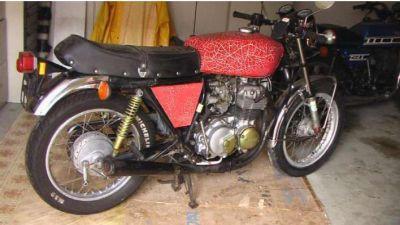 oldtimer motorrad motorräder honda cb400