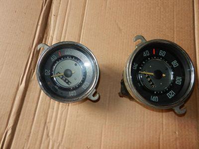 oldtimer ersatzteil ersatzteile vw volkswagen käfer 6Volt tacho tachometer