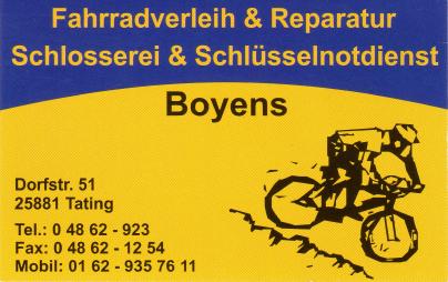 Bild: Schlosserei Boyens