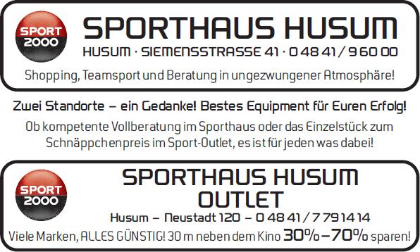 Bild: Sporthaus Husum