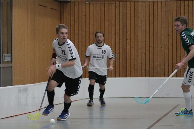 Bild: Jugendspieler Rickert Thiesen
