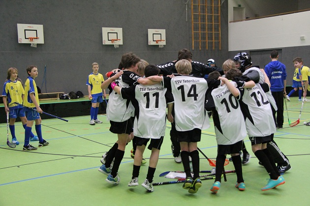 Bild: U15 Landesmeister