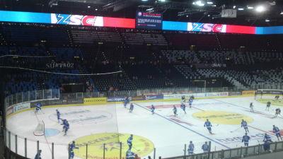 Hallenstadion Zürich