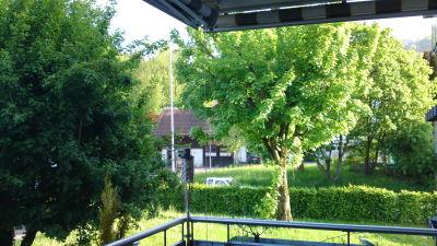 Wohnung; Balkon