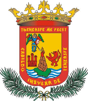 Wappen Teneriffa