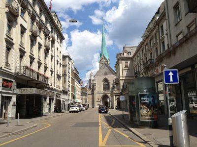 Poststrasse, Zürich