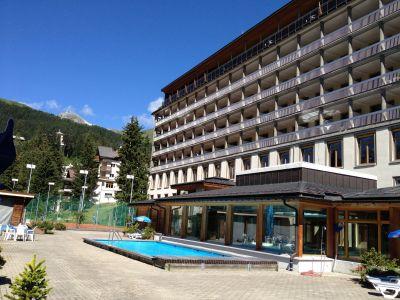 Arosa, Hotel Altein