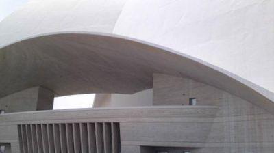 Santa Cruz de Tenerife; Auditorio de Tenerife