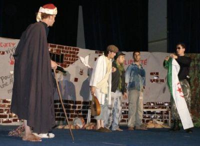 troupe de tizi ouzou - mosta 2009