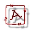 litera A