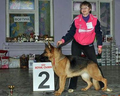 2 место BIG-I