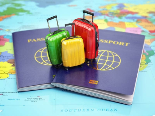 Sample Flight Itinerary for Spain Visa Application