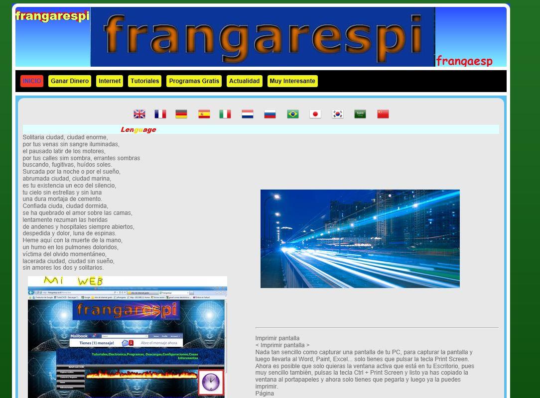 Tutoriales electronica programas descargas for Oficina electronica sepe