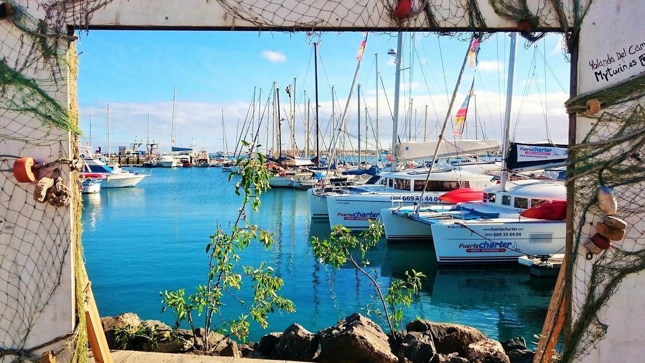 zu den Unterkünften auf Fuerteventura