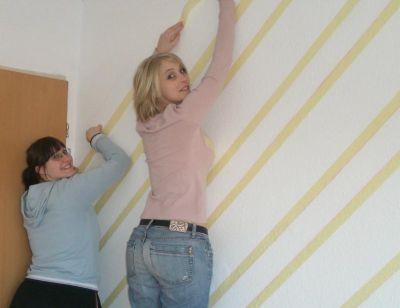 Andere Kritzeln Wir Malen