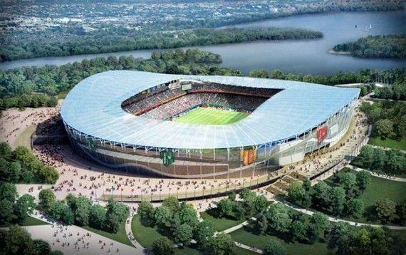 Estadio de Kazan