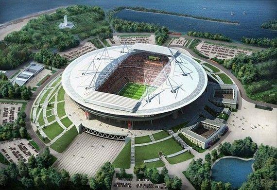 Mundial de Fútbol de 2018 en Rusia
