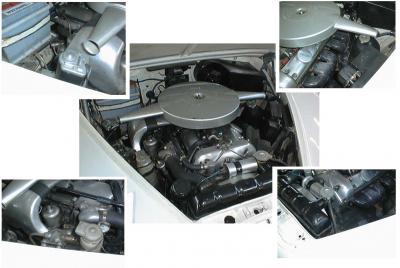 Quelques vues du moteur