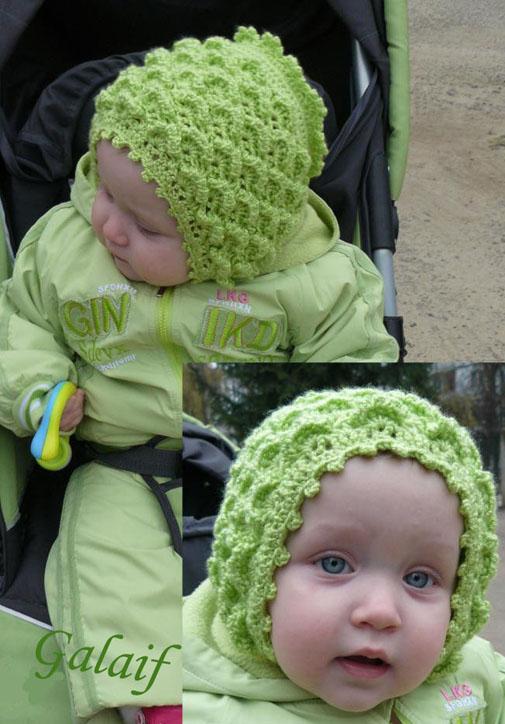 Вязанные изделия для детей и не только... - Теплые шапочки, беретики